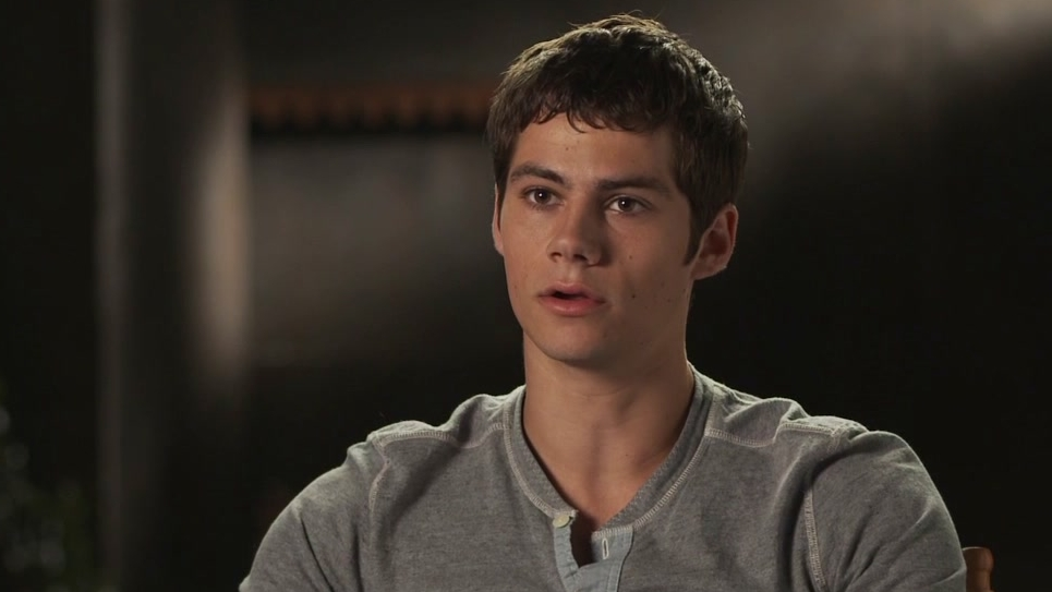 The Maze Runner: Dylan O'Brien On Thomas