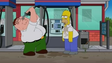 Family Guy: Peter And Homer