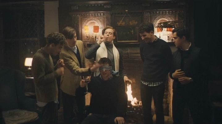 The Riot Club: Initiation