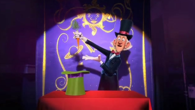 Thunder And The House Of Magic: Magic Show