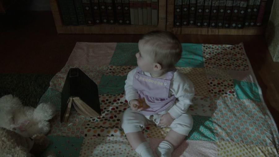 Annabelle: Falling Books