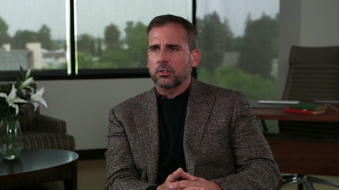 Alexander And The Terrible, Horrible, No Good, Very Bad Day: Steve Carell On The Family Dynamic