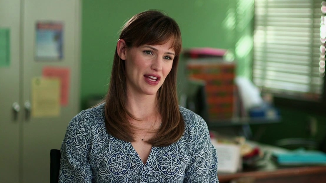 Alexander And The Terrible, Horrible, No Good, Very Bad Day: Jennifer Garner On The book