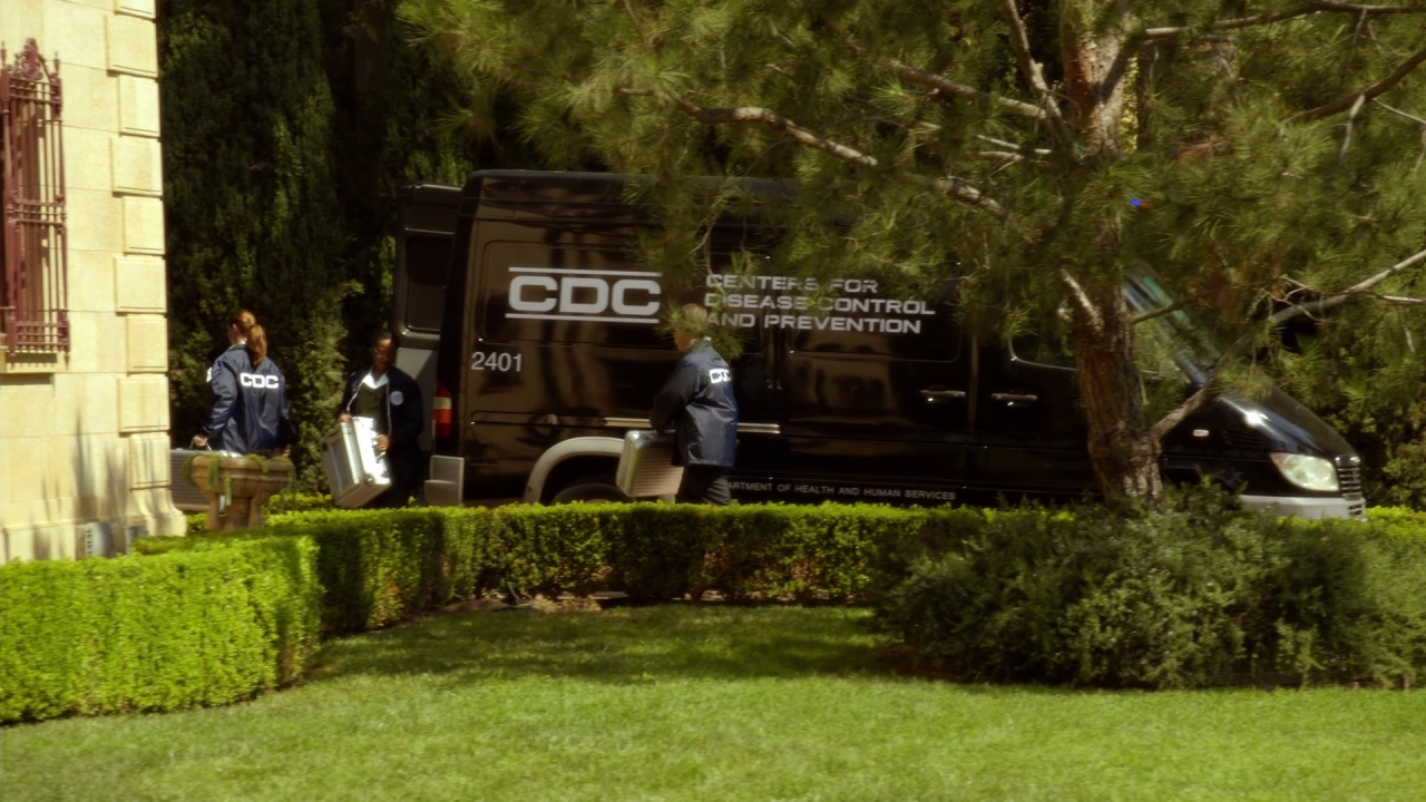 Scorpion: Why Is There A Cdc Van Here
