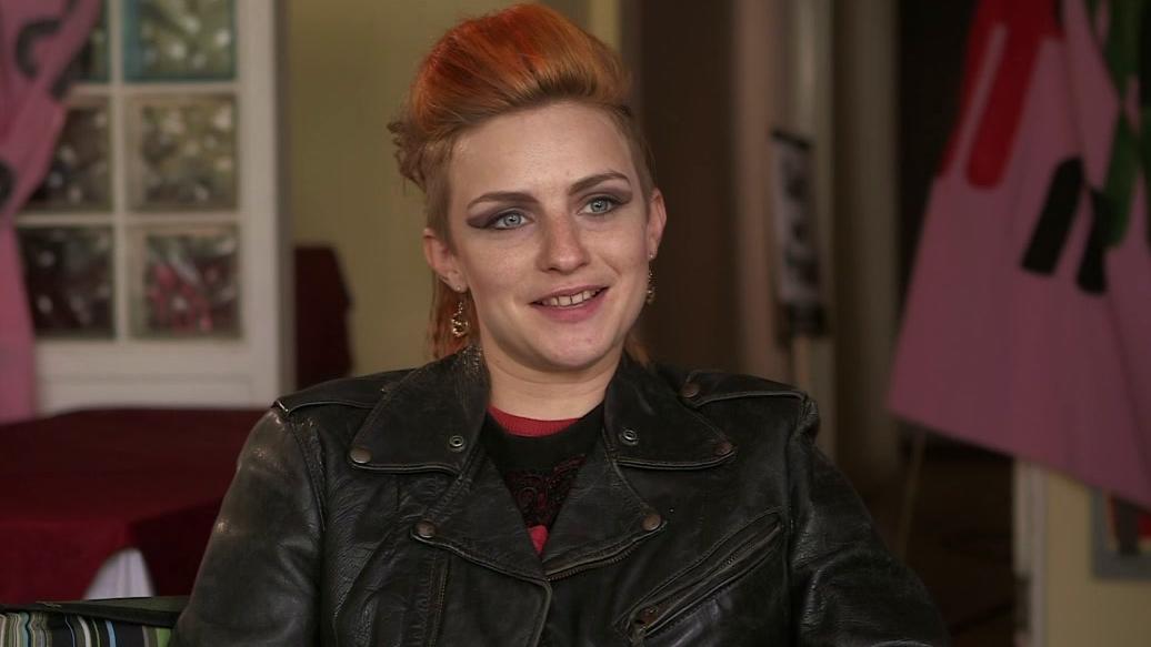 Pride: Faye Marsay On Her Character (US)