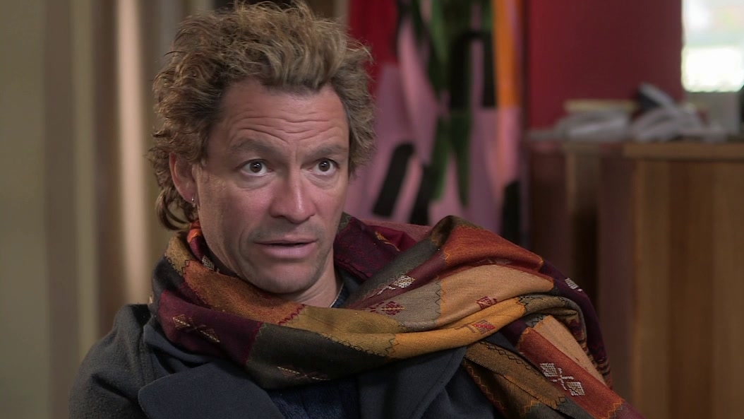 Pride: Dominic West On His Character (US)