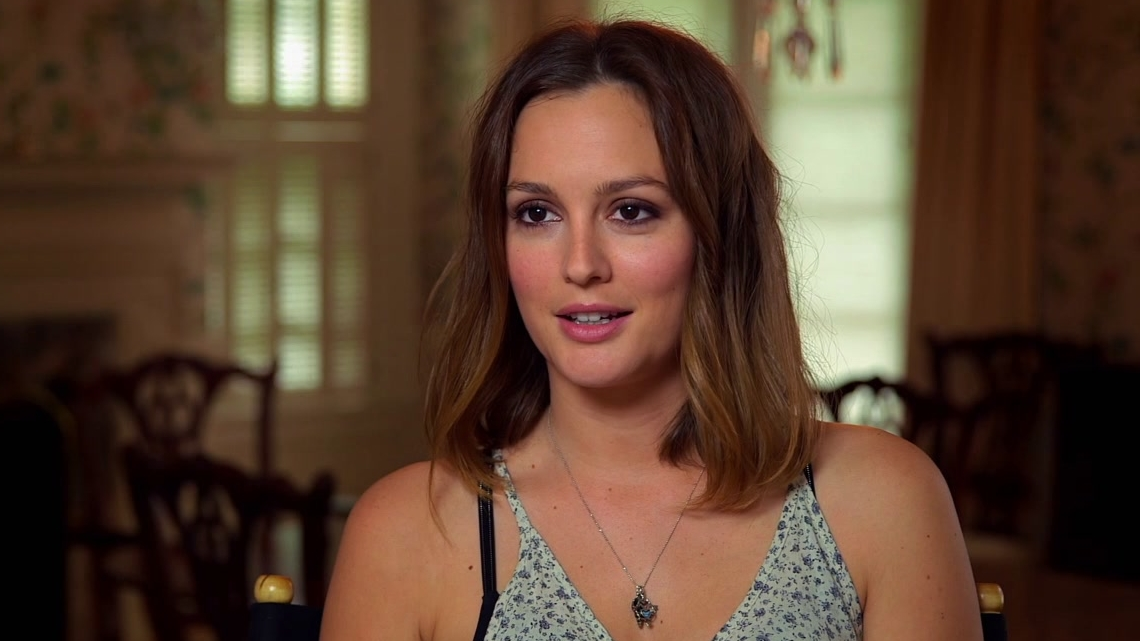 The Judge: Leighton Meester On Her Character