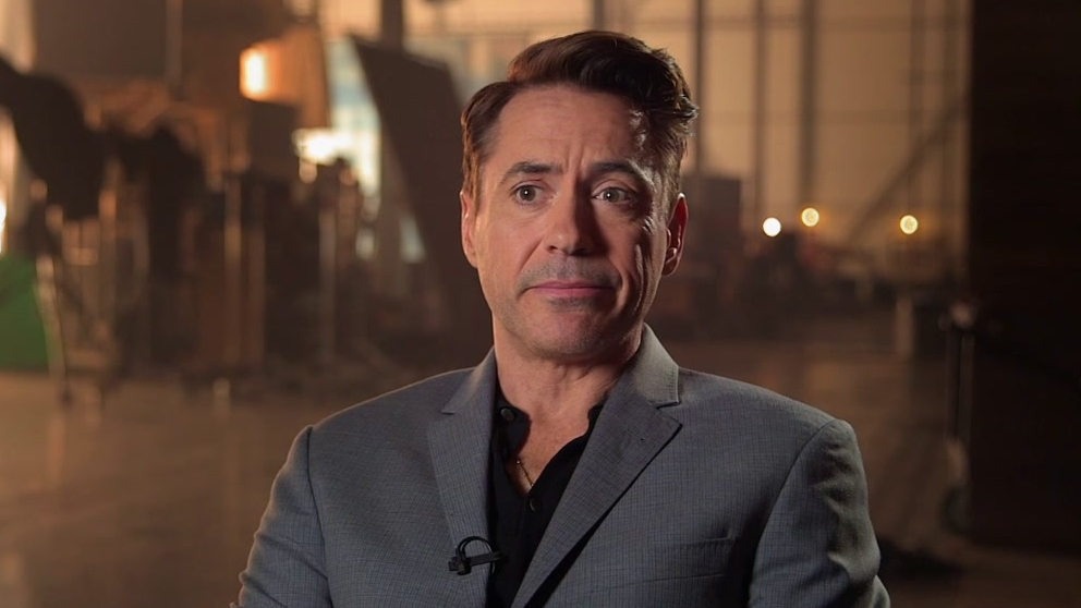 The Judge: Robert Downey, Jr. On His Character