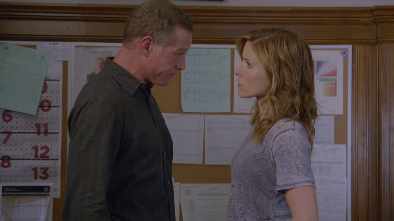 Chicago P.D.: Lindsay And Voight