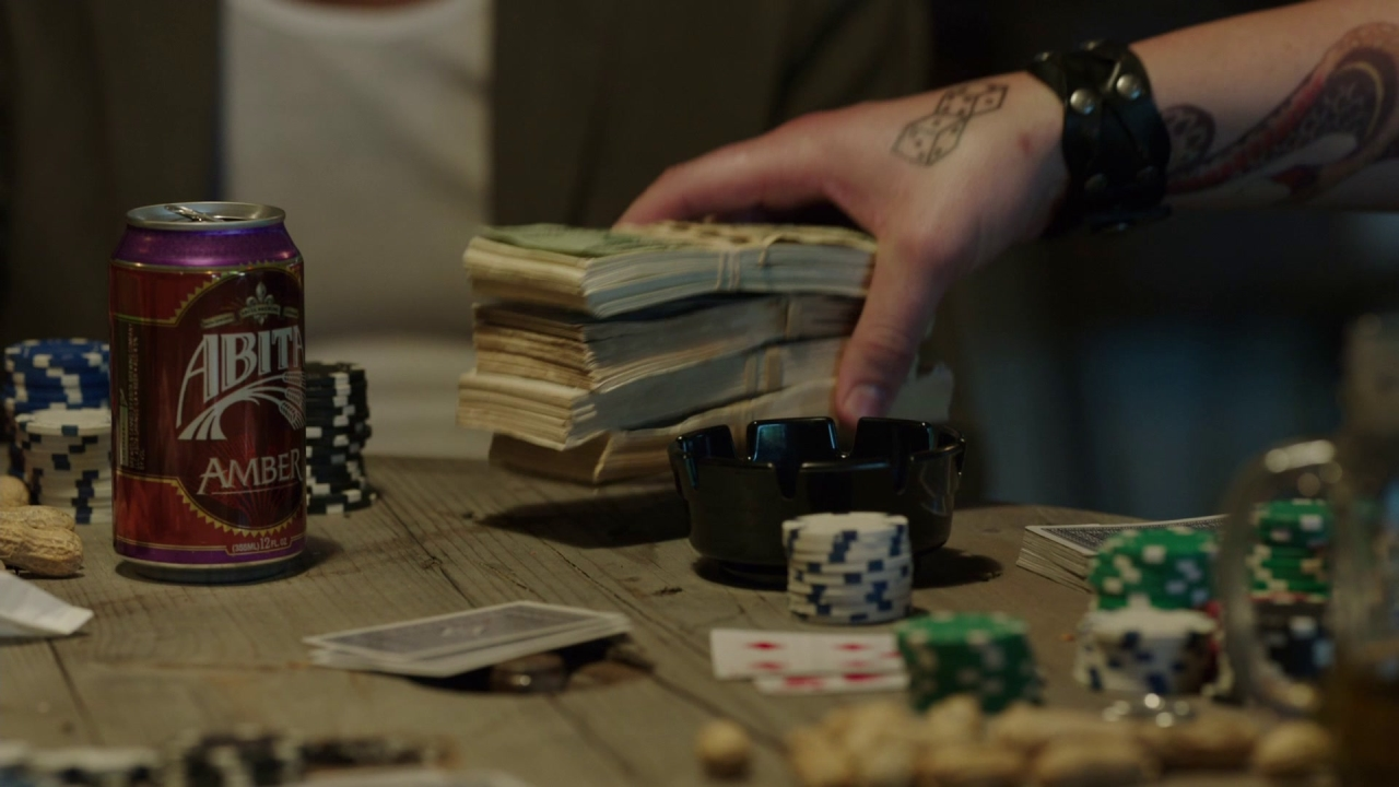 Ncis: New Orleans: Poker Fun
