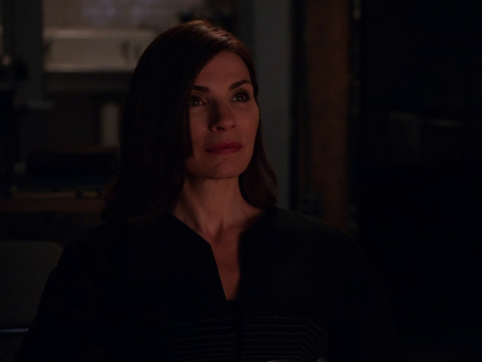 The Good Wife: Do You Still Believe In God