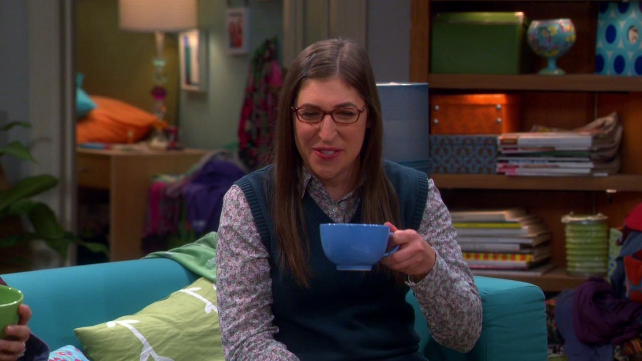 The Big Bang Theory: I Don't Think She Liked Me