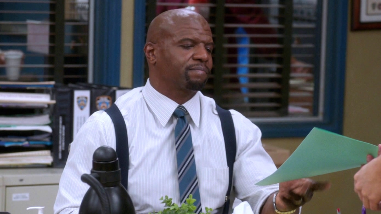Brooklyn Nine-Nine: Want To Hop On This Case With Me