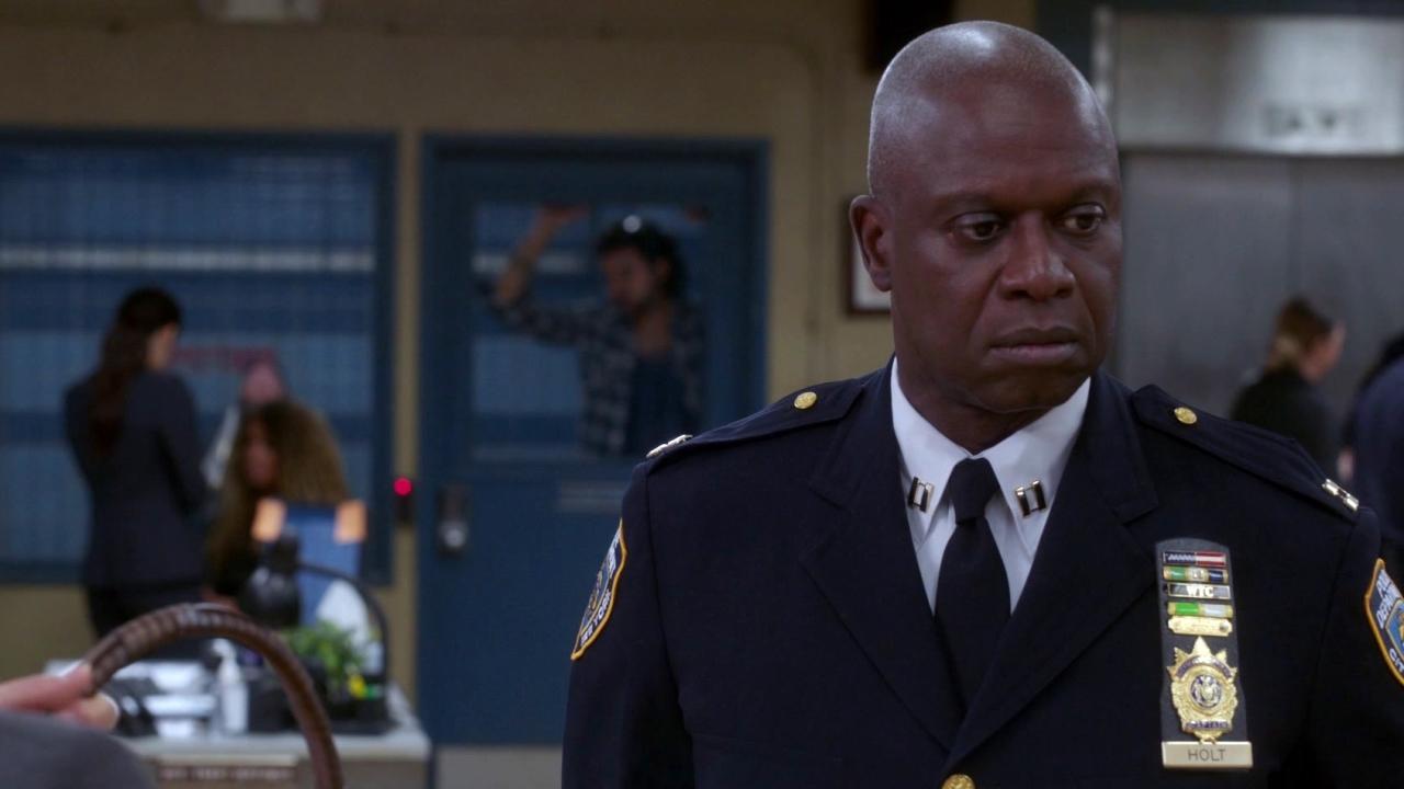 Brooklyn Nine-Nine: Chocolate Milk