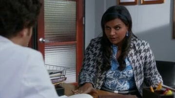 The Mindy Project: I have a question