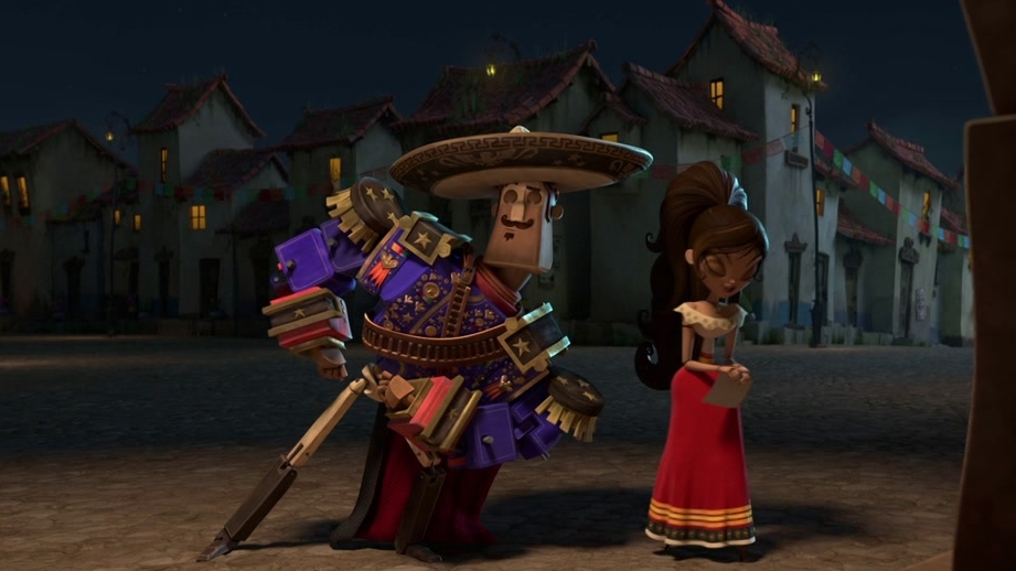 The Book Of Life: Joaquin Is Awesome