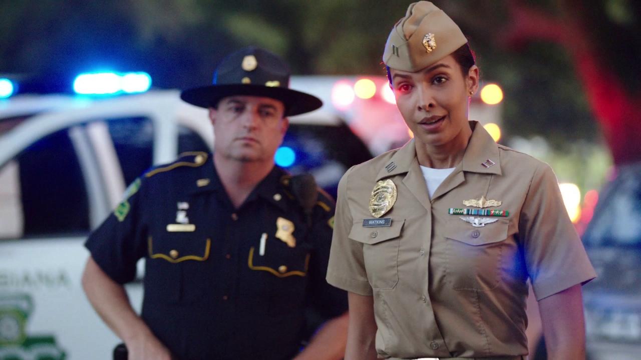 Ncis: New Orleans: Breaking Brig
