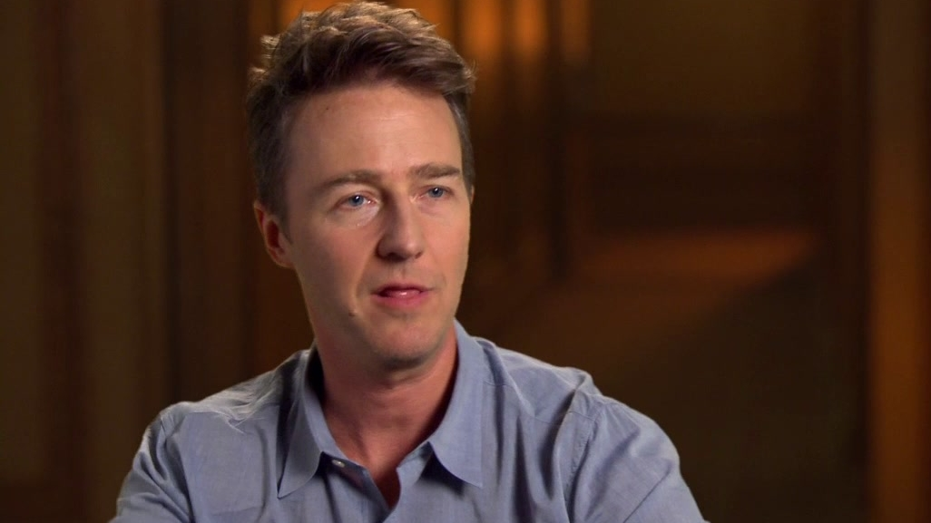 Birdman: Edward Norton On The Universality Of Riggan's Crisis