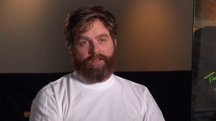 Birdman: Zach Galifianakis On The Narrative Of Birdman