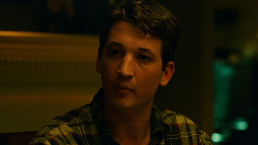 Whiplash: Dinner Table