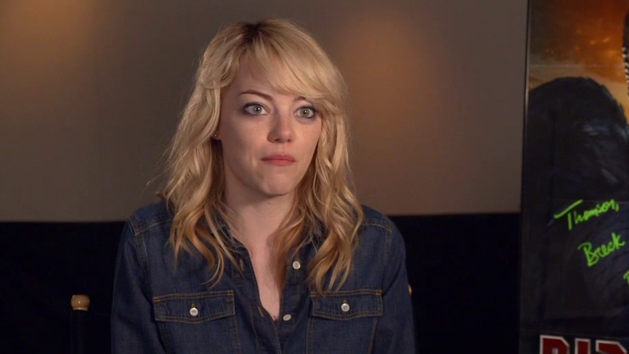 Birdman: Emma Stone On What Motivated Riggan's Journey In Birdman