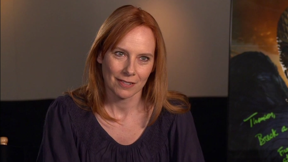 Birdman: Amy Ryan On Her Role