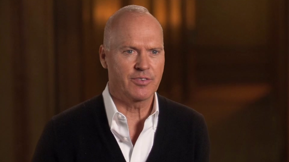 Birdman: Michael Keaton On The Emotional Arc Of Riggan