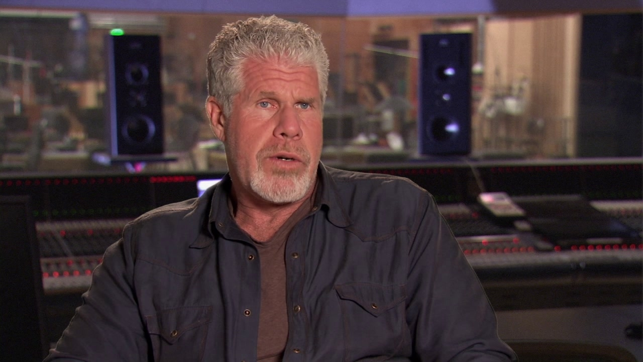 The Book Of Life: Ron Perlman On Xibalba
