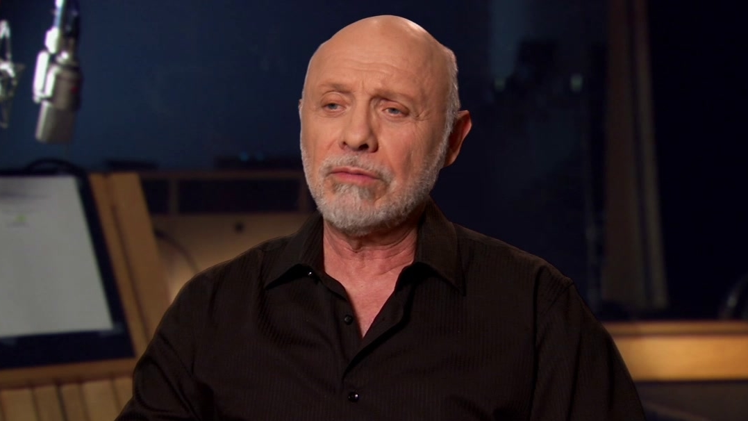 The Book Of Life: Hector Elizondo On Carlos Sanchez