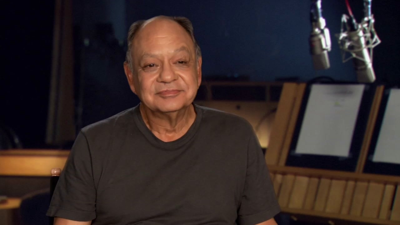 The Book Of Life: Cheech Marin On His Character
