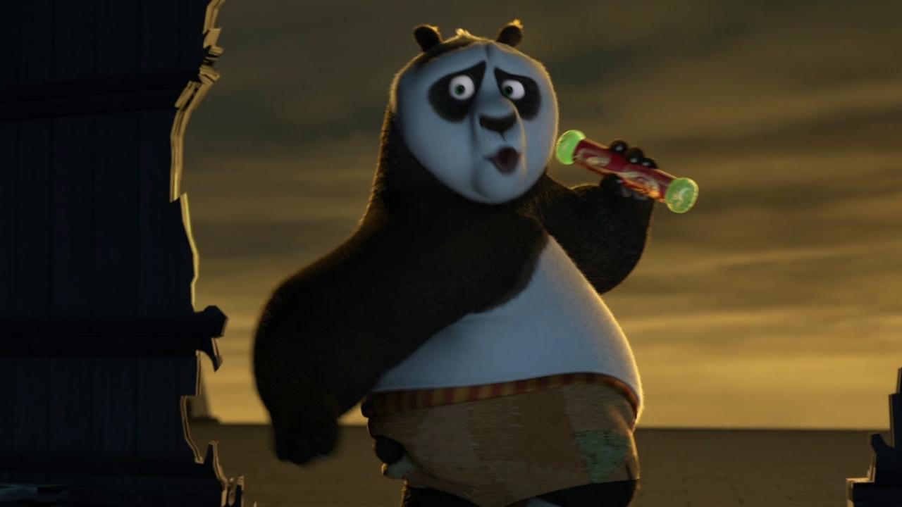 Kung Fu Panda (Trailer 1)