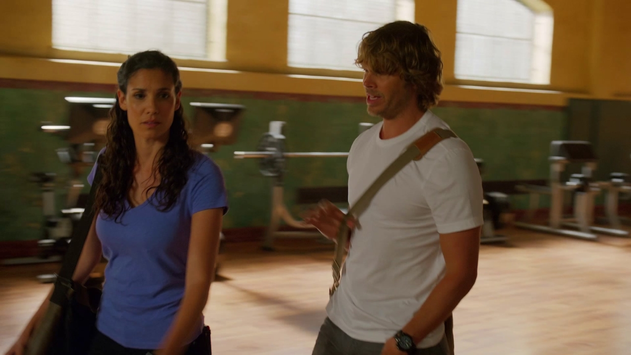 Ncis: Los Angeles: Kensi Teases Marty