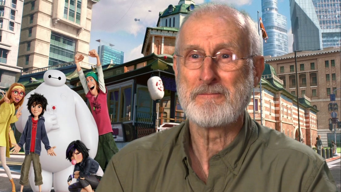 Big Hero 6: James Cromwell On Why He Wanted To Be Part Of Big Hero 6