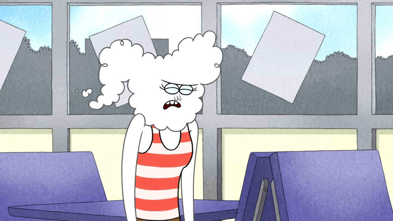 Regular Show: Daddy Issues
