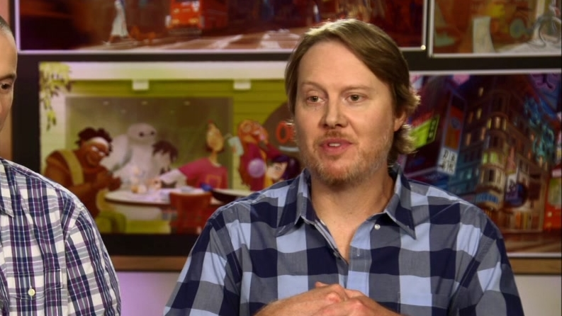 Big Hero 6: Don Hall And Chris Williams On Getting The Concept For Big Hero 6
