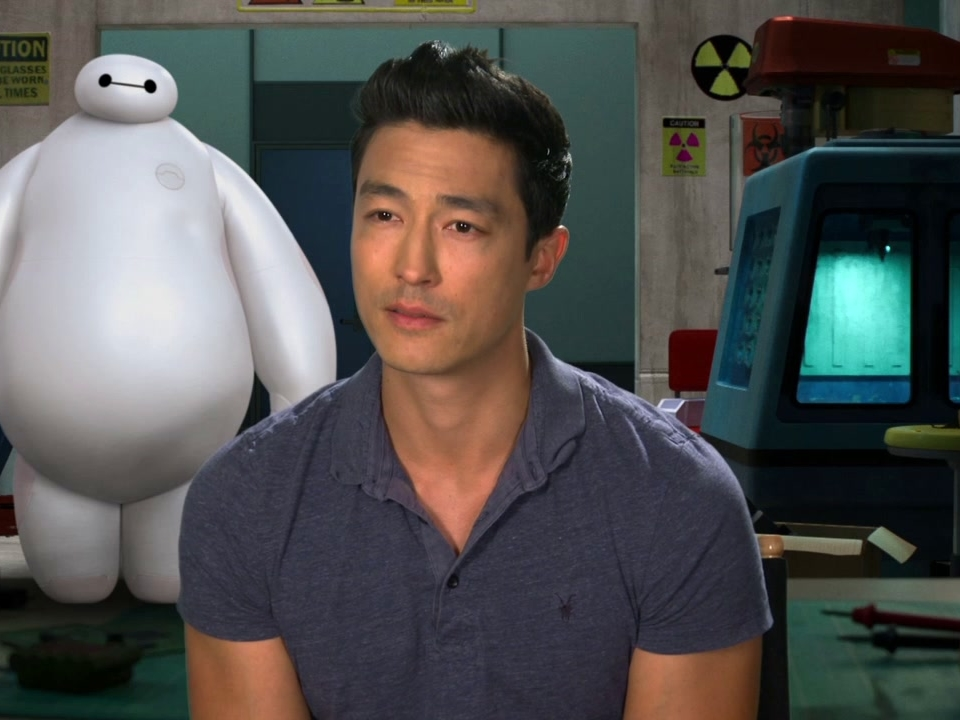 Big Hero 6: Daniel Henney On Why He Wanted To Be Part Of Big Hero 6