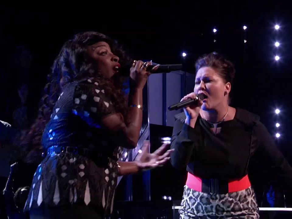The Voice: Danica And Toia Performance Leak