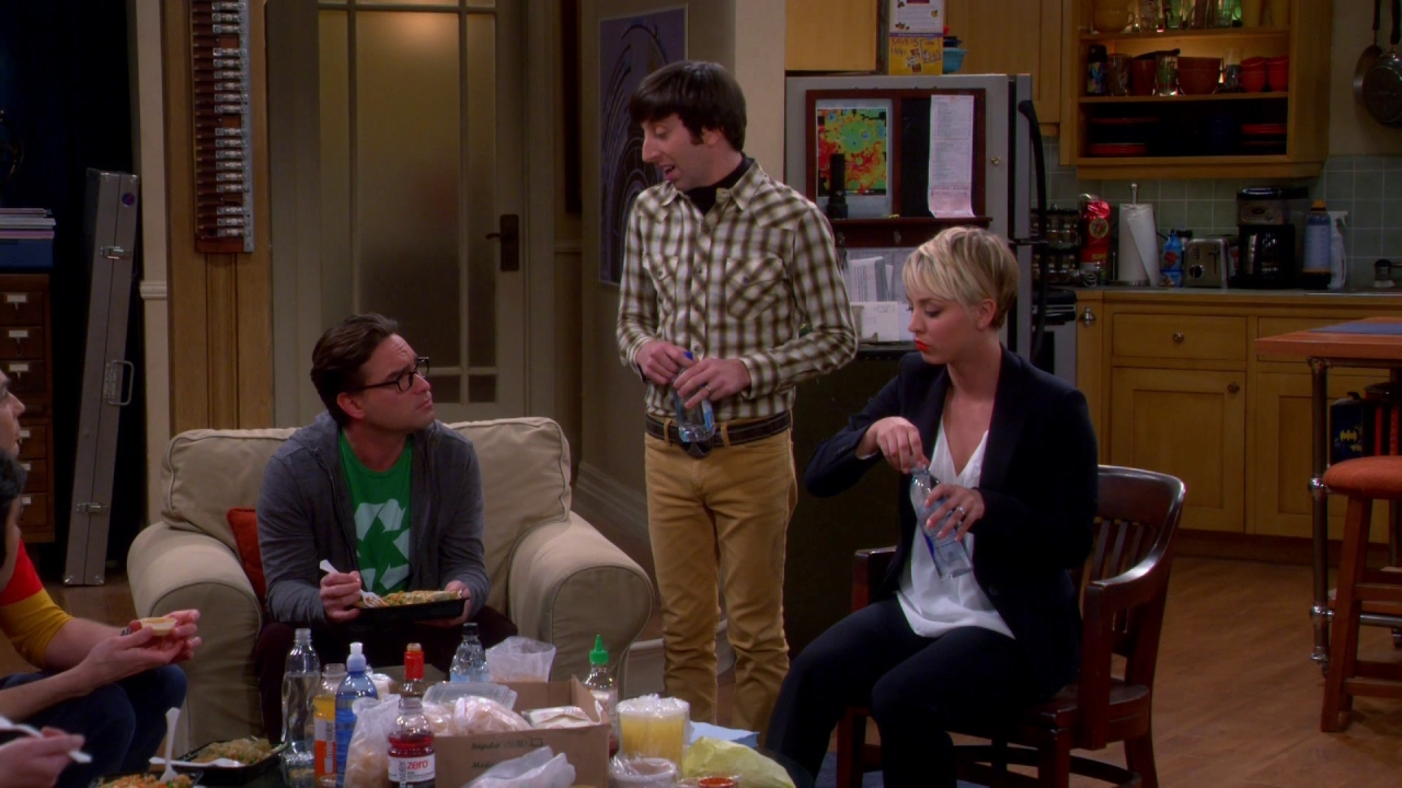 The Big Bang Theory: The Expedition Approximation