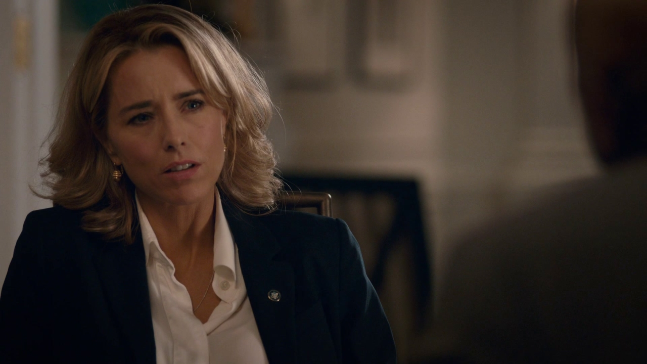 Madam Secretary: The Call