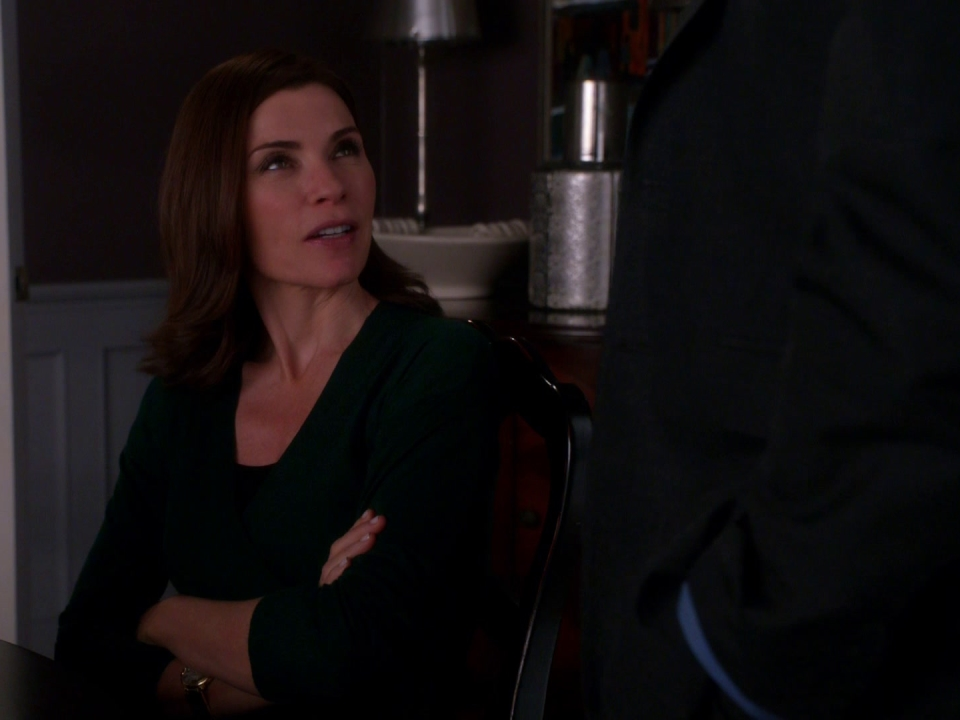 The Good Wife: Old Spice