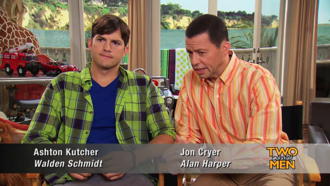 Two And A Half Men: The Ol' Mexican Spinach