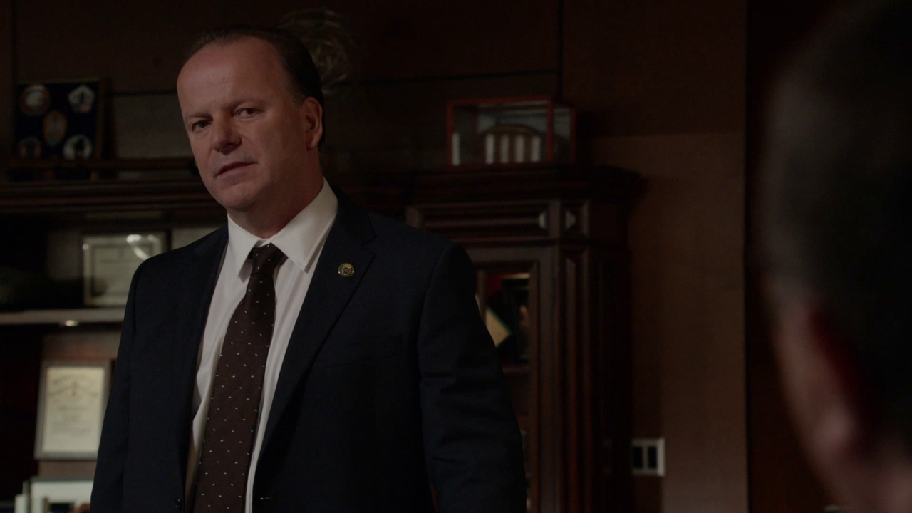 Blue Bloods: Thank You Baker