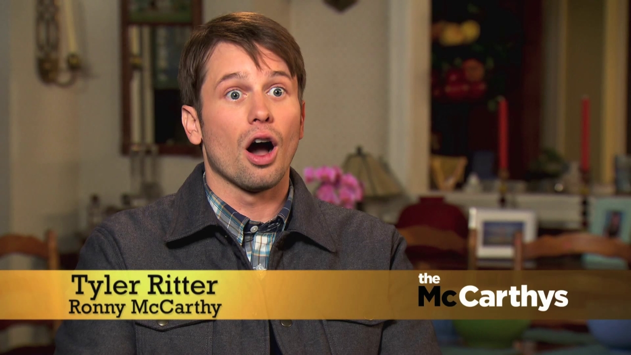 The Mccarthys: The Cast On Tawking Like Bostonians
