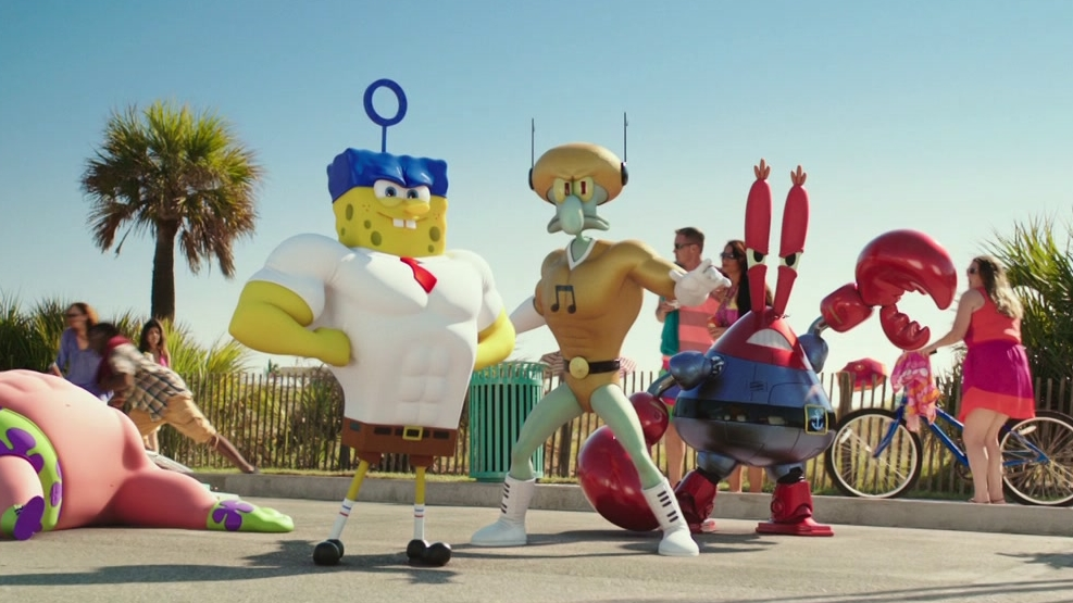 The Spongebob Movie: Sponge Out Of Water (Trailer 2)