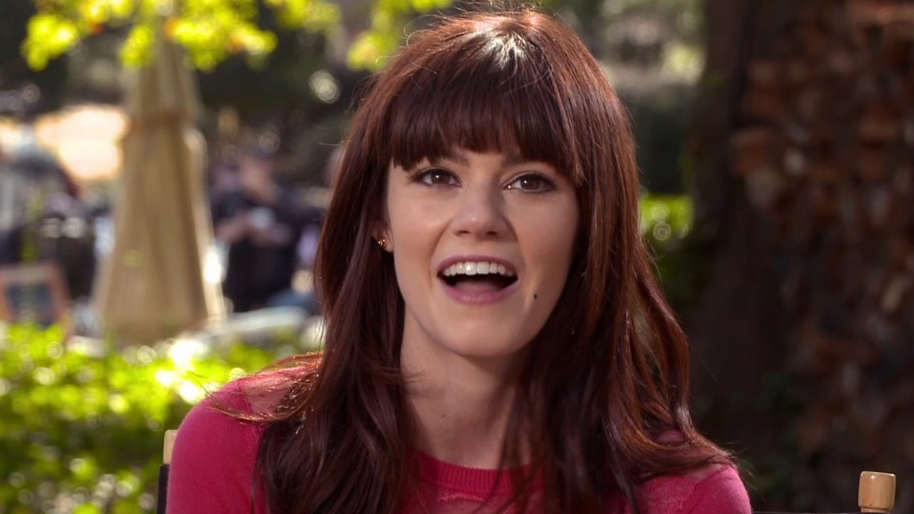 Dumb And Dumber To: Rachel Melvin On Working With Jim Carrey