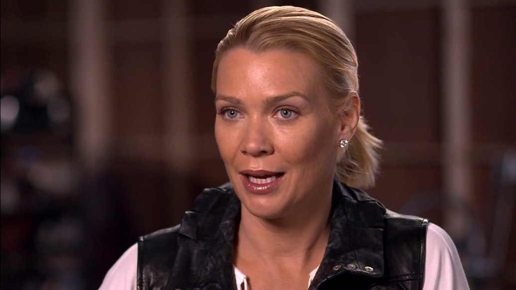 Dumb And Dumber To: Laurie Holden On Her Character Adele