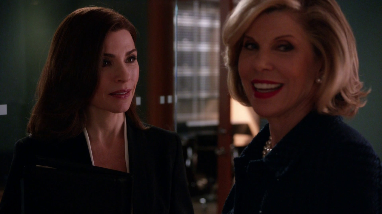 The Good Wife: How Are You With The Office?