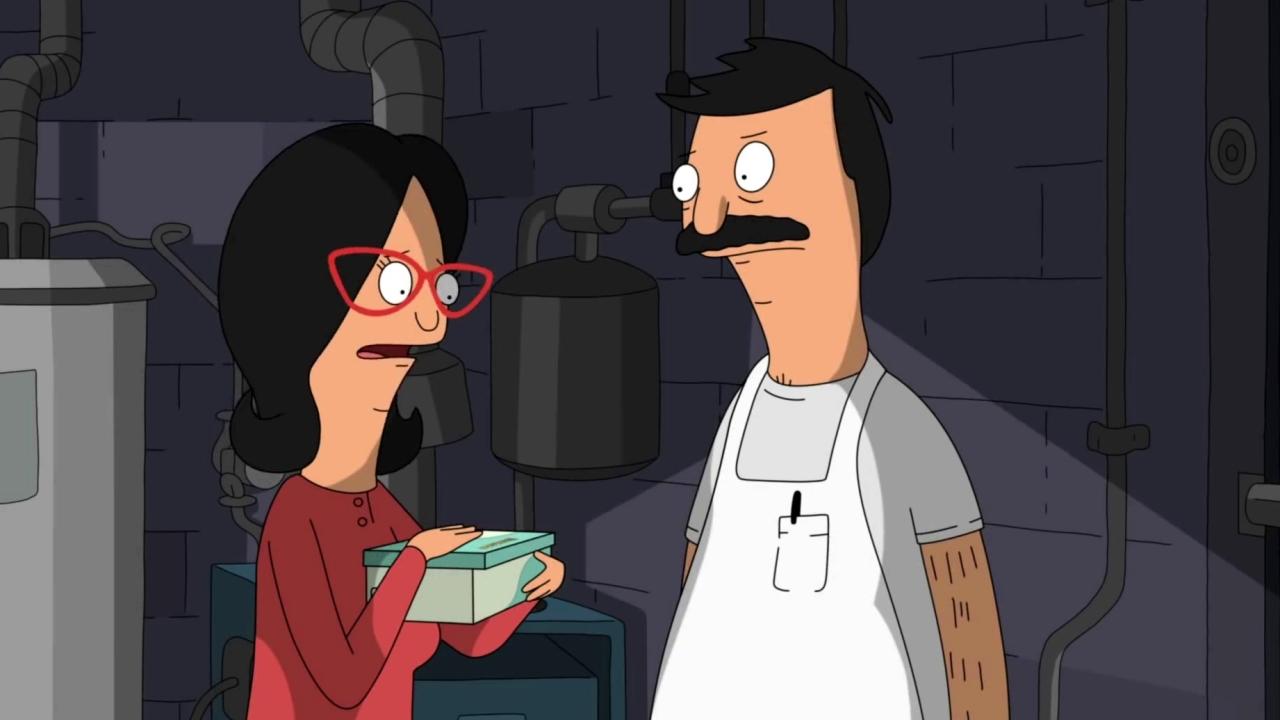 Bob's Burgers: Tina And The Real Ghost