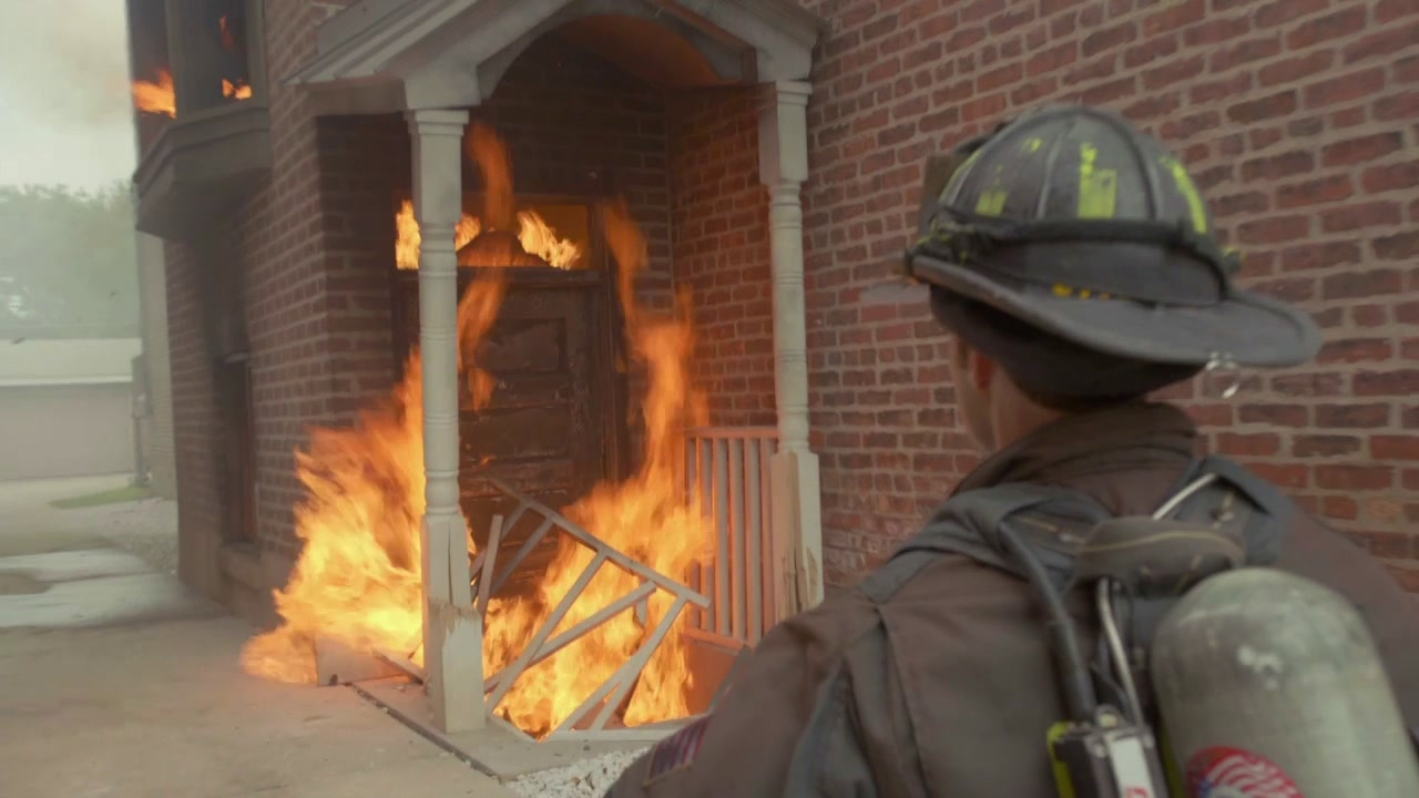 Chicago Fire: Nobody Touches Anything