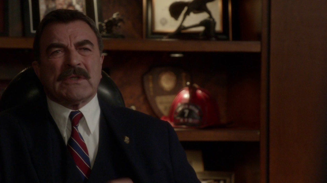 Blue Bloods: Shoot The Messenger